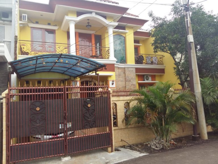 jual rumah kota harapan indah bekasi dinarafi property 085693123544