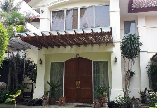 jual rumah classic eropa rancamaya estate bogor selatan dinarafi property 085693123544