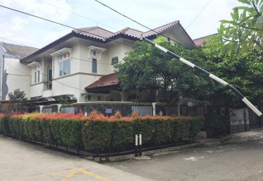 jual rumah full furnished perumahan kranggan permai jatisampurna pondok ranggon bekasi dinarafi property 085693123544