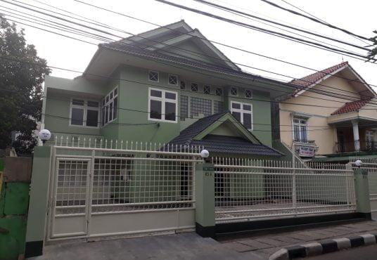 jual rumah kantor 3 lantai tebet raya jakarta selatan dinarafi property 085693123544